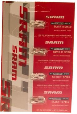 SRAM Kæde Connector PowerLock 11sp samleled - 4 stk.