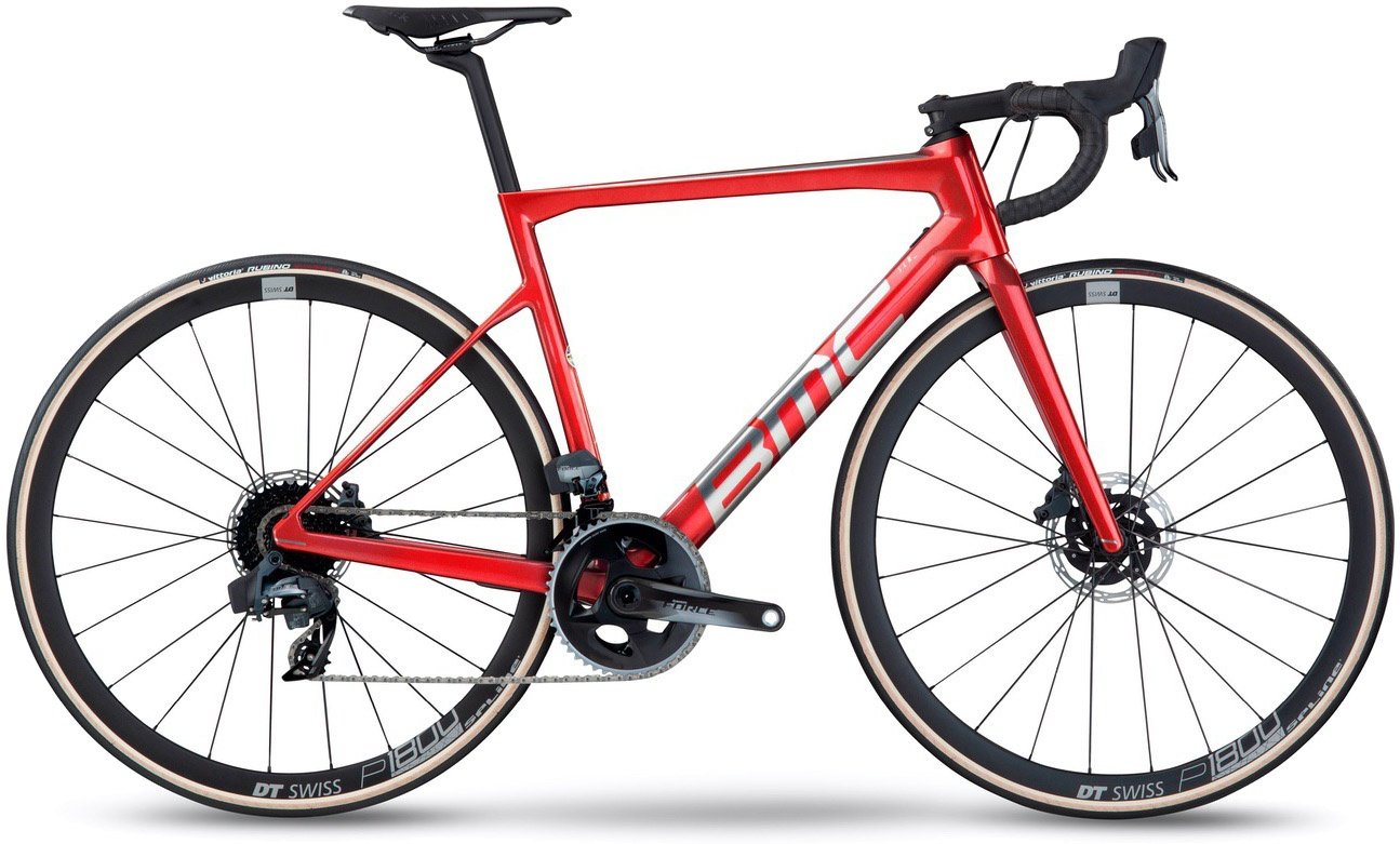 Køb BMC Teammachine SLR TWO 2022 – Rød