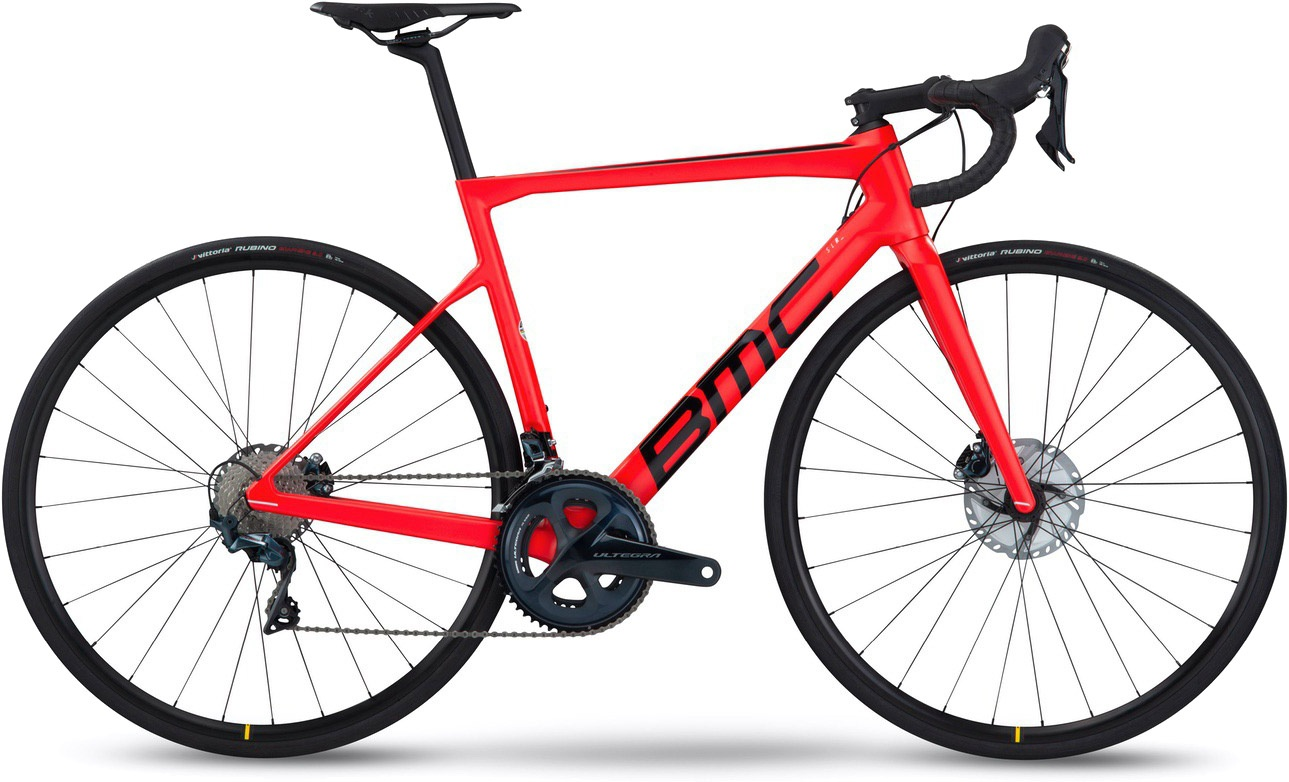 Køb BMC Teammachine SLR FIVE 2022 – Rød