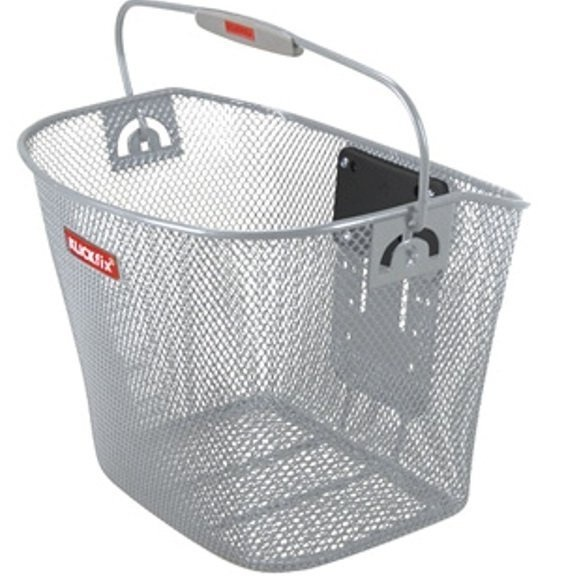 Klickfix Unibasket Sølv 16l