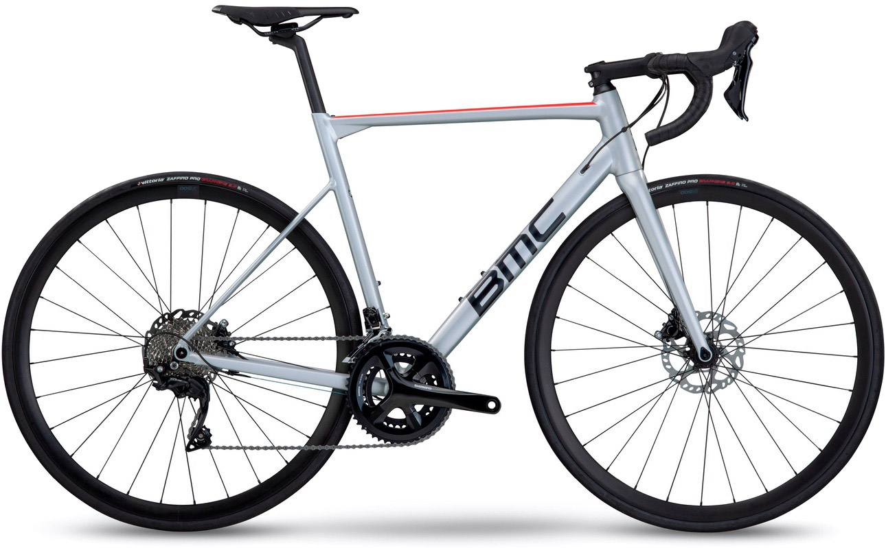 Køb BMC Teammachine ALR TWO 2022 – Sølv
