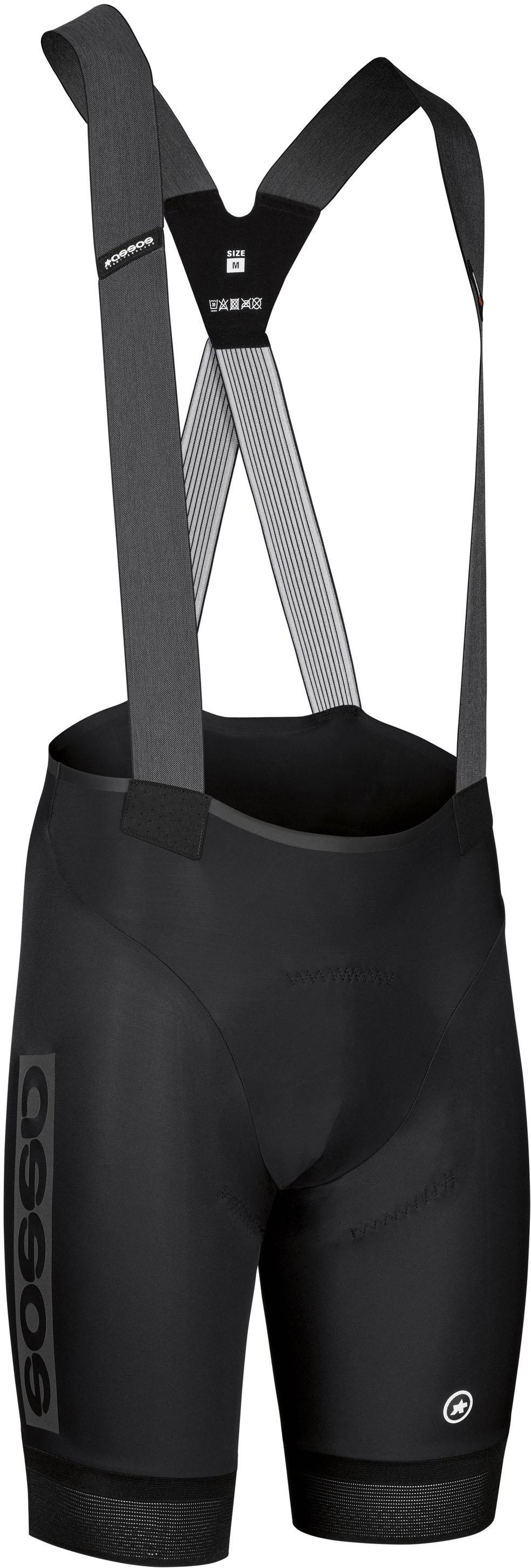 Køb Assos EQUIPE RS Summer Bib Shorts / Cykelbukser S9 Werksteam – Sort