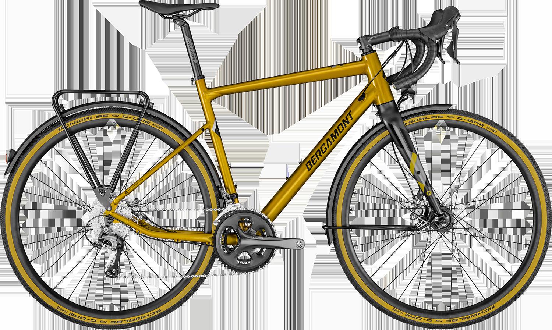 Bergamont Grandurance RD 5 2021 - Orange