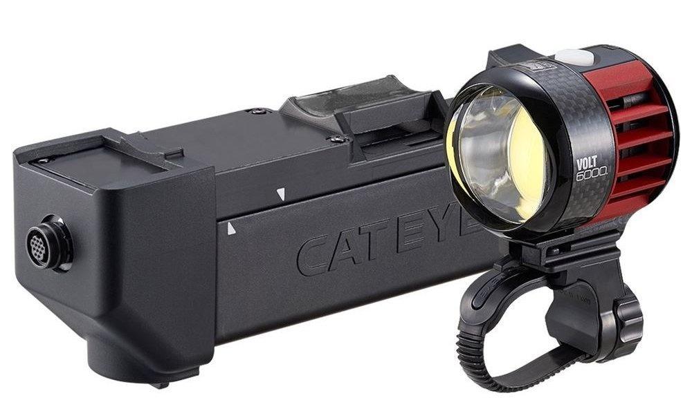 CatEye Volt 6000 Kraftig LED-lygte på 6000 Lumen