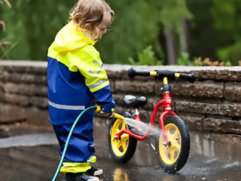 Cykelrengøring - sådan gør du
