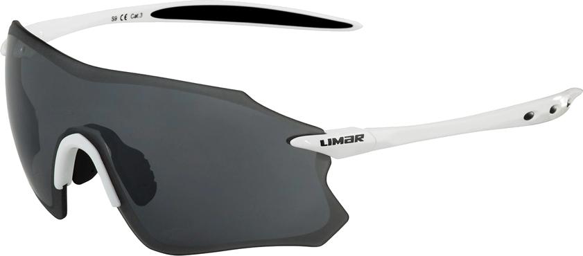 Limar S9 Polycarbonate Cykelbriller - Hvid