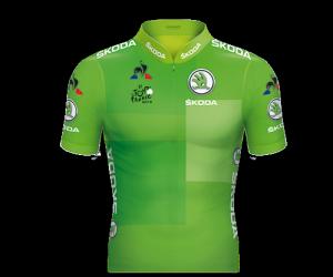 Den grønne trøje