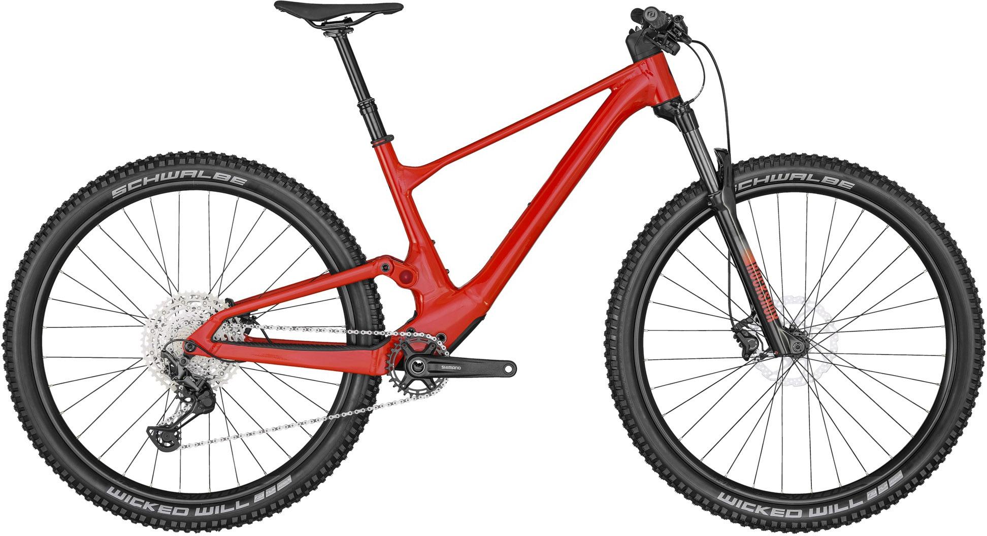 Scott Spark 960 2022 - Rød