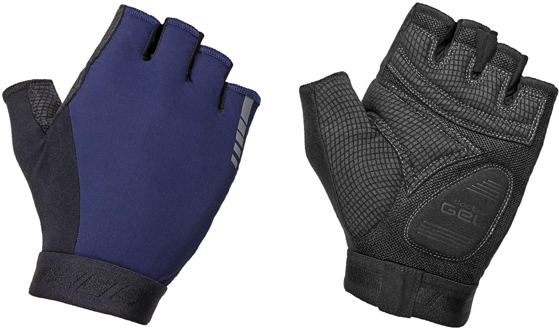 Køb GripGrab World Cup Padded Short Finger Cykelhandske 2 – Navy Blå