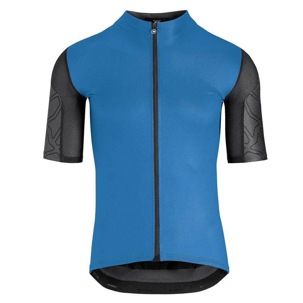 Assos Cykeltrøje Xc Short Sleeve Jersey, Blå