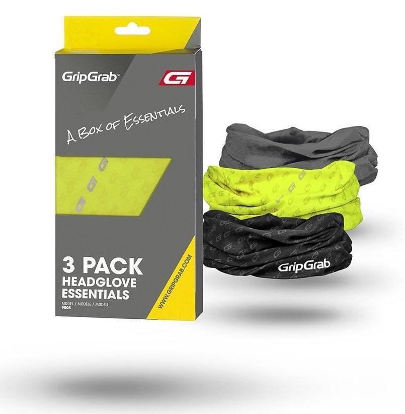 GripGrab 3-Pack HeadGlove Essentials Bundle