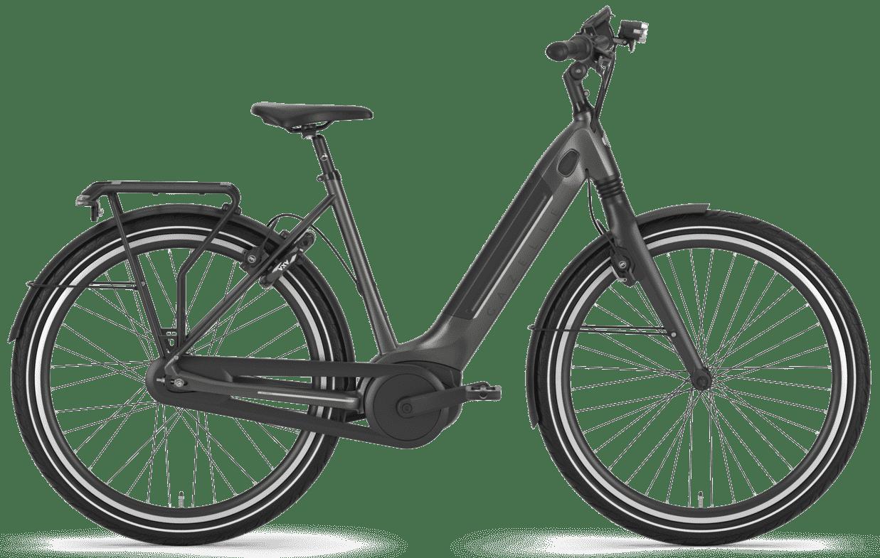 Gazelle Ultimate C8+ HMB Dame 2020 - grå