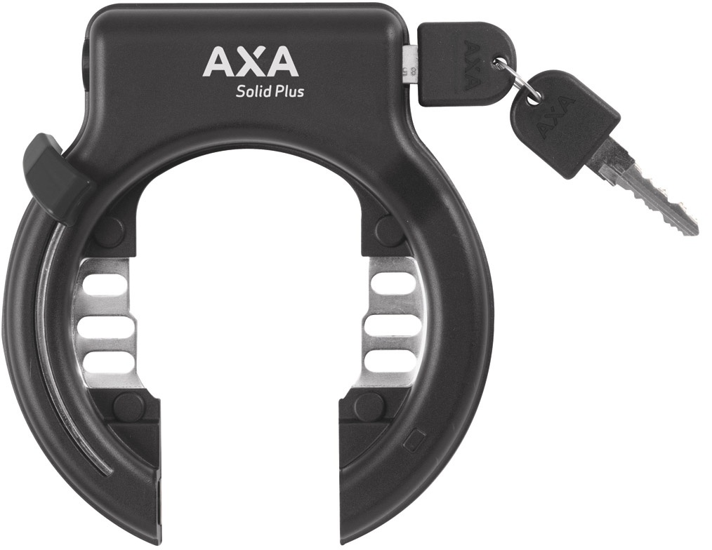 Lås AXA Solid XL Plus - Sort