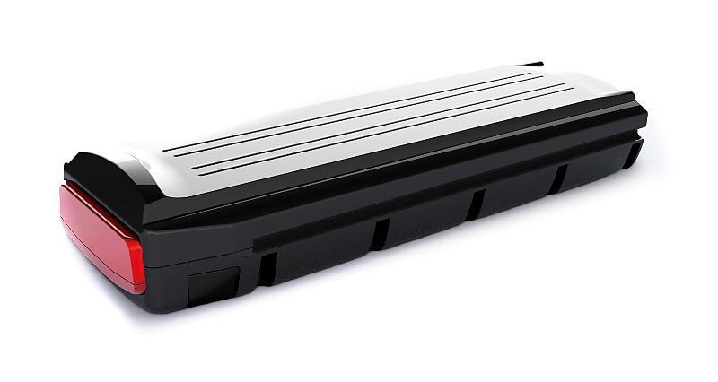 E-Bike Vision Batteri til Gazelle Innergy -  416Wh
