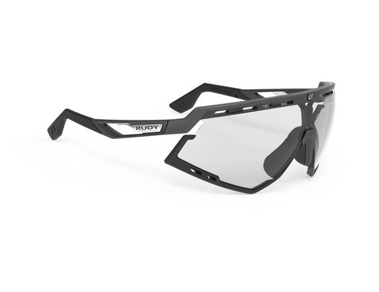 Rudy Project Defender FotokromiskeSolbriller - Sort