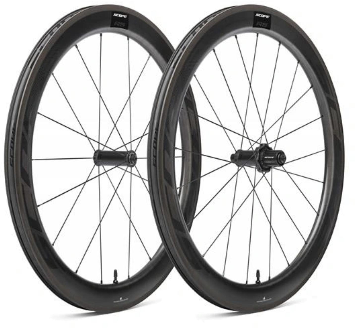 Scope S5 Rim Carbon Hjulsæt