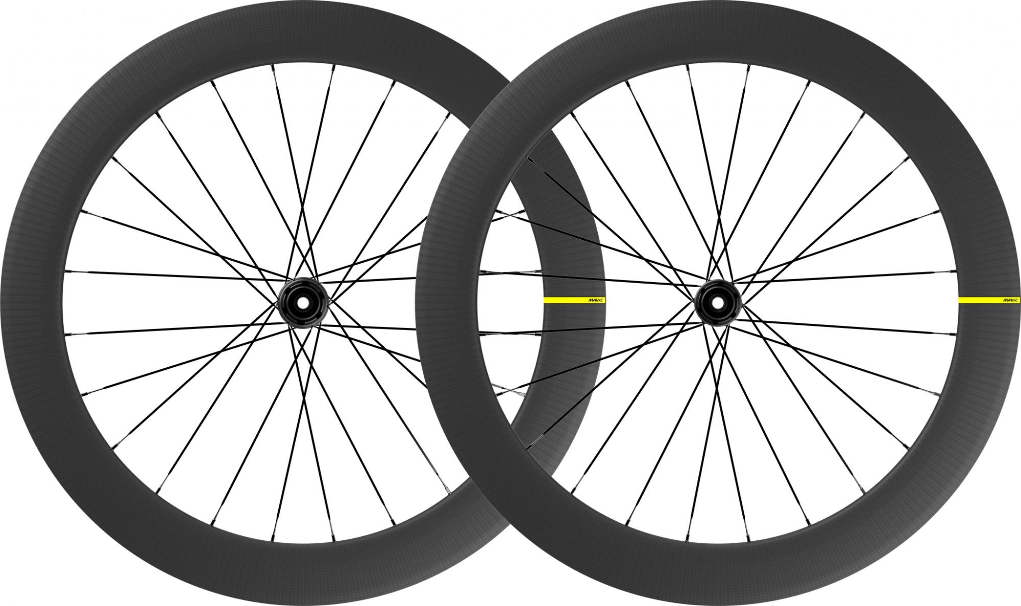 Mavic Cosmic SL 65 Disc Carbon Hjulsæt - Shimano 11sp