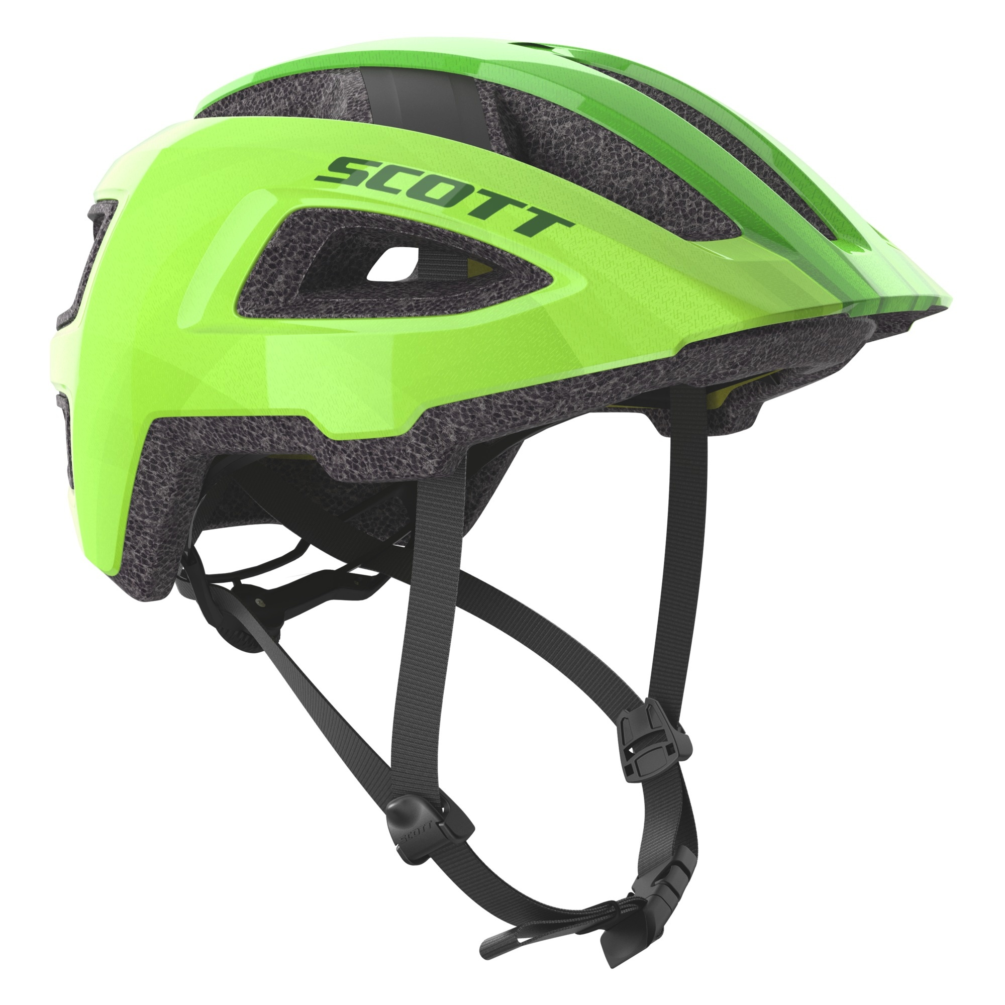 Scott Groove Plus (mips) Hjelm - Grøn