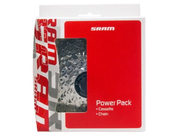 SRAM Power Pack PG-830 Kassette/PC-830 Kæde 8sp 11-28T