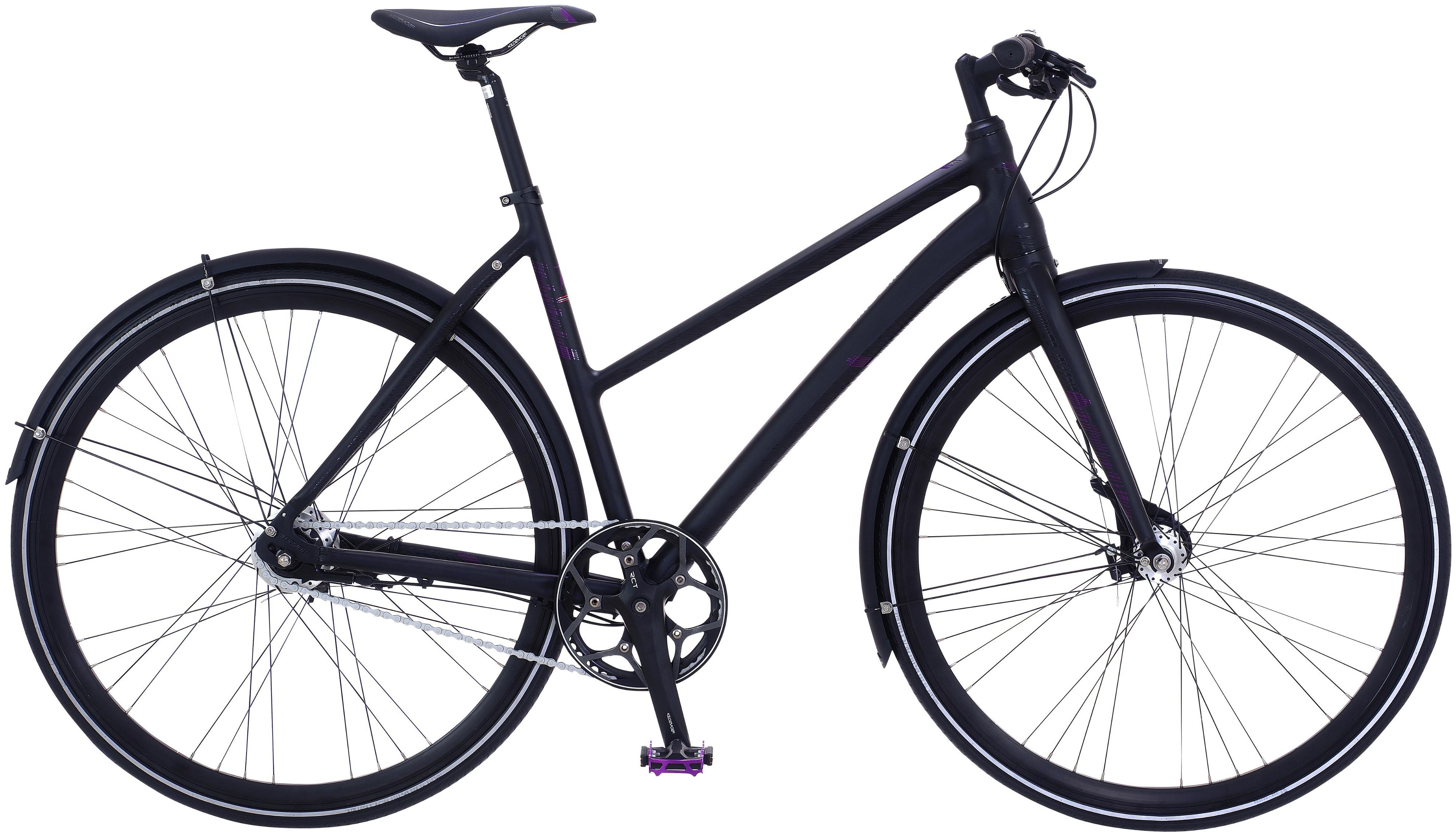 Kildemoes - Logic Sport   city-cykel