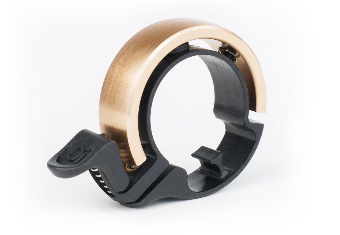 Knog Oi Classic Large Ringeklokke - Brass