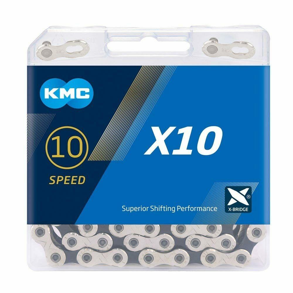 KMC X10 114 Links Cykelkæde