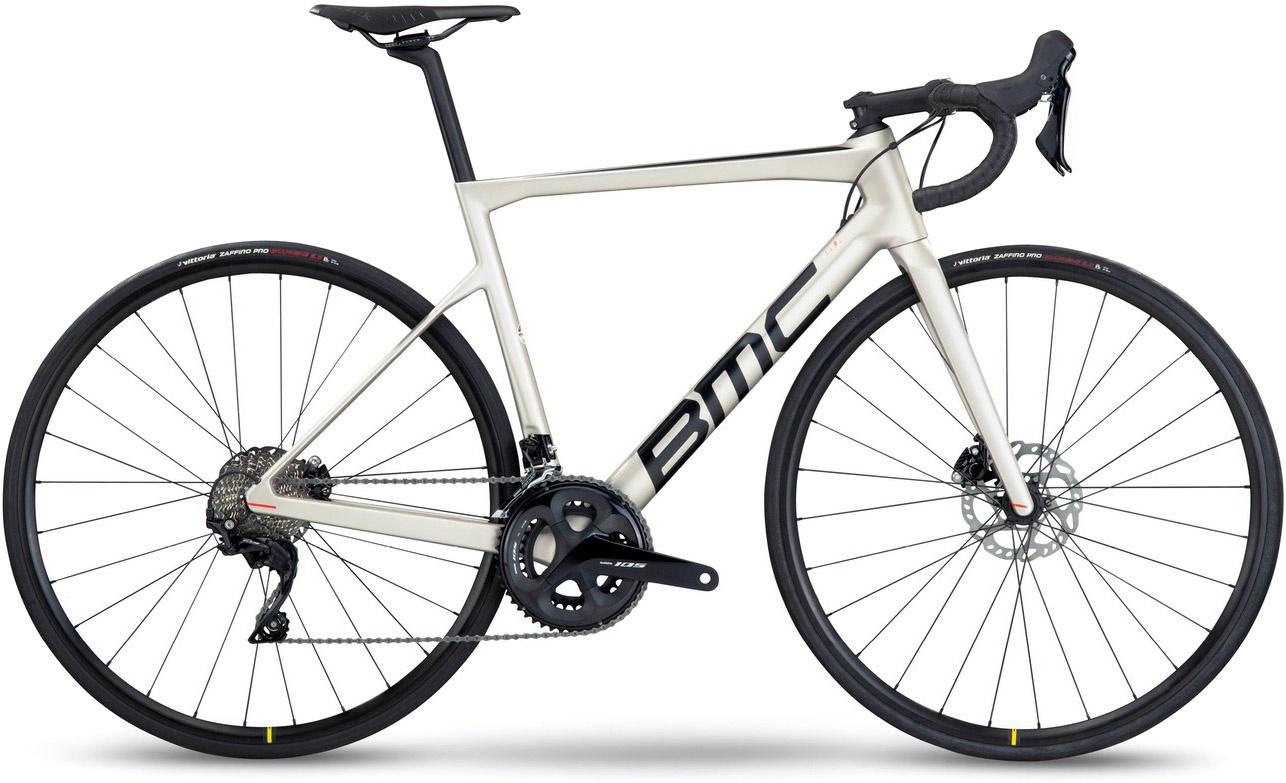 Køb BMC Teammachine SLR SIX 2022 – Hvid
