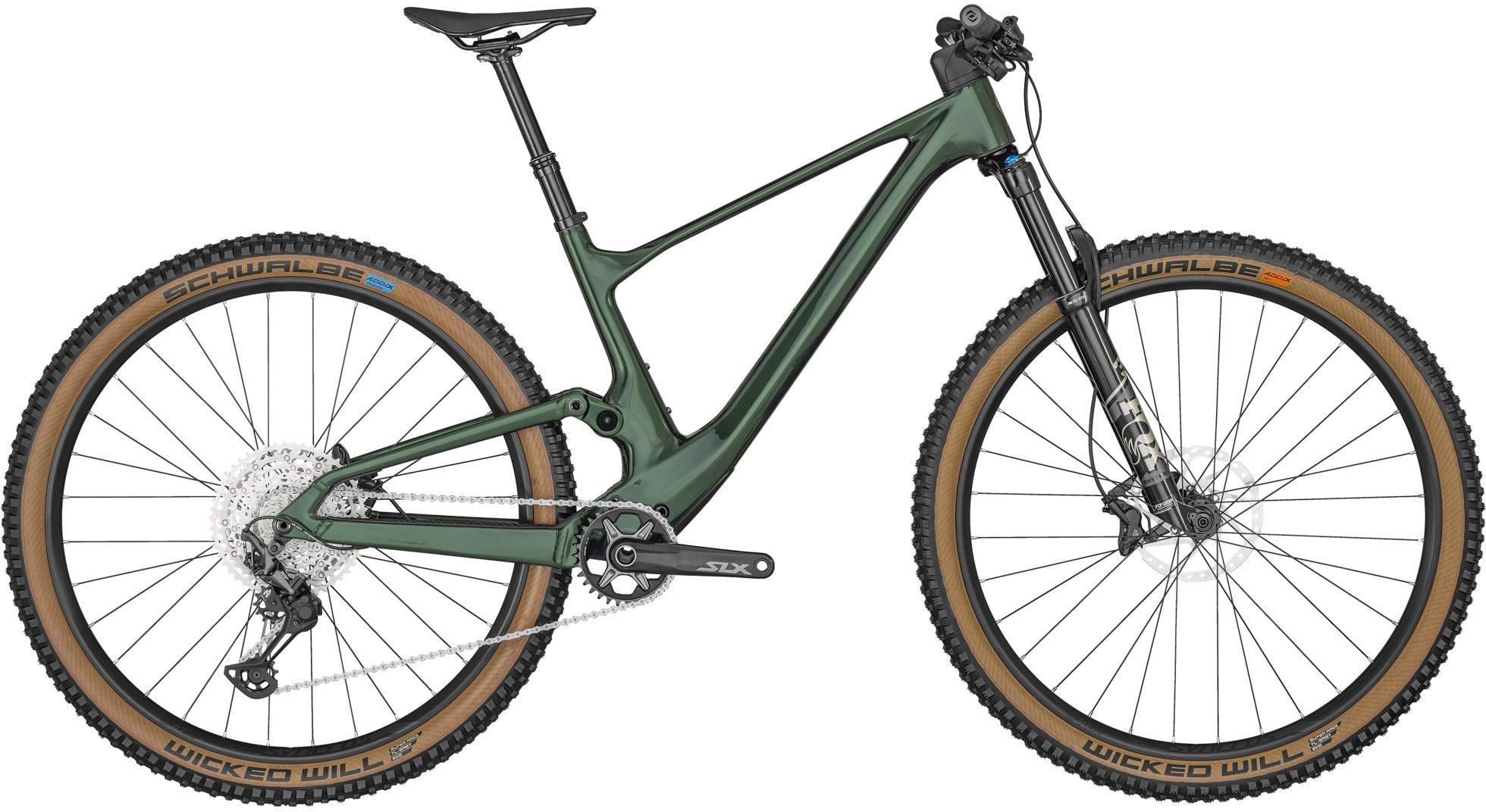 Scott Spark 930 2022 - Grøn