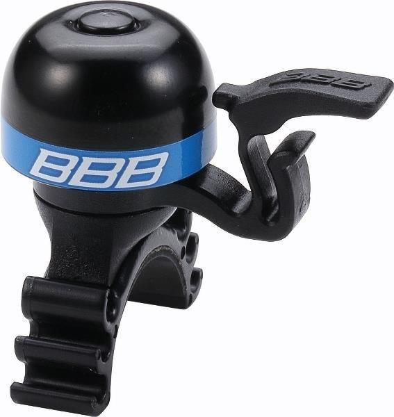 BBB Ringeklokke Minifit med nem montering! - blå