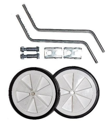 """Støttehjul BikePartner 16-20"""""""