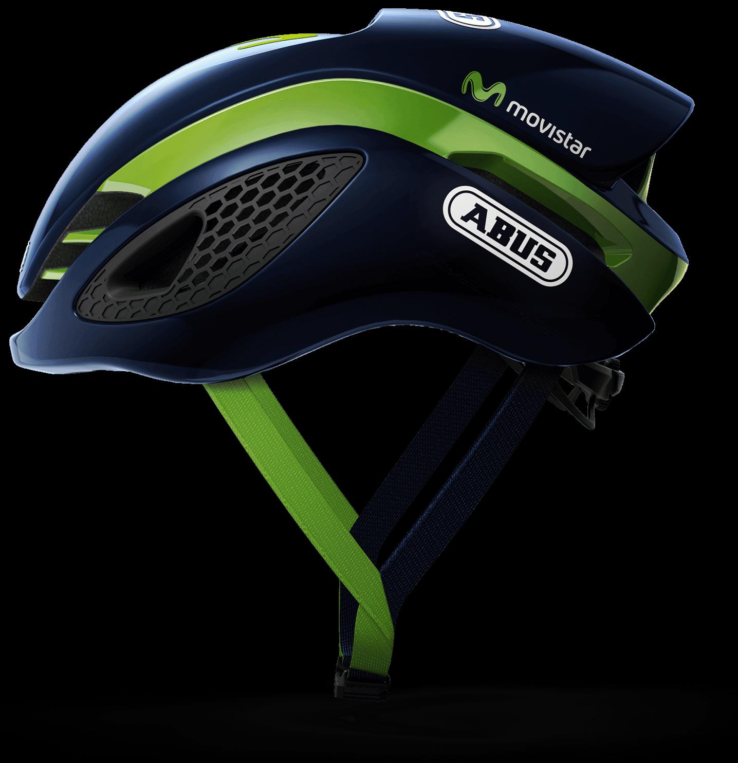 Abus GameChanger - Aero cykelhjelm - Rød - Str. L | bike helmet