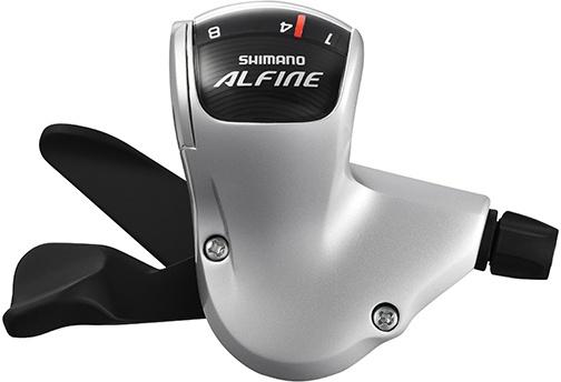Shimano Skiftegreb 8 Speed - SL-S503 Alfine For CJ-8S40 - Sølv