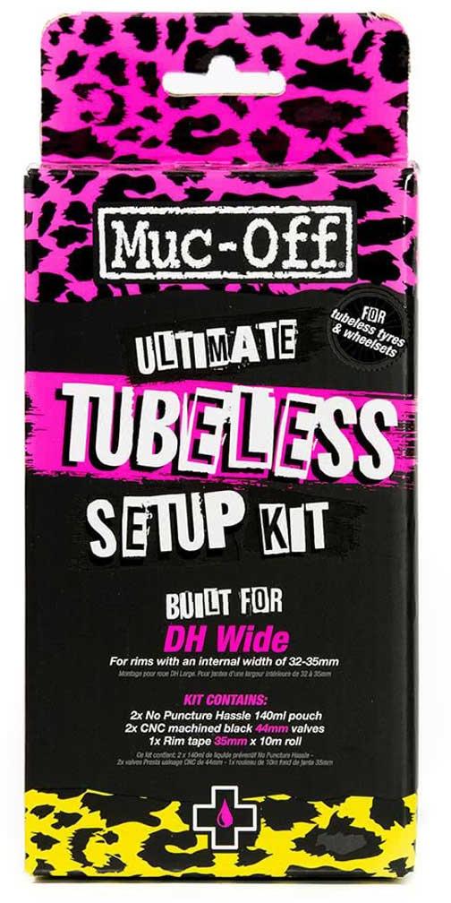Køb Muc-Off Tubeless Kit – DH/Plus
