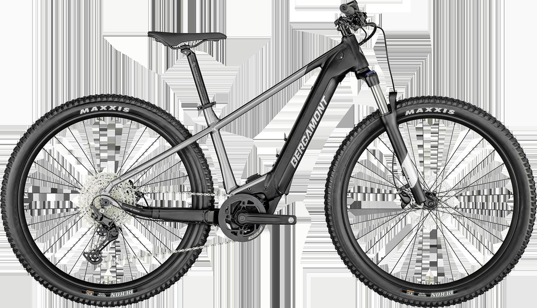 Bergamont E-Revox Sport 2021 - Sort/Grå