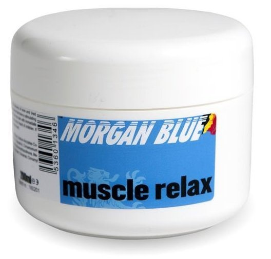 Morgan Blue Muscle Relax Creme - 200ml