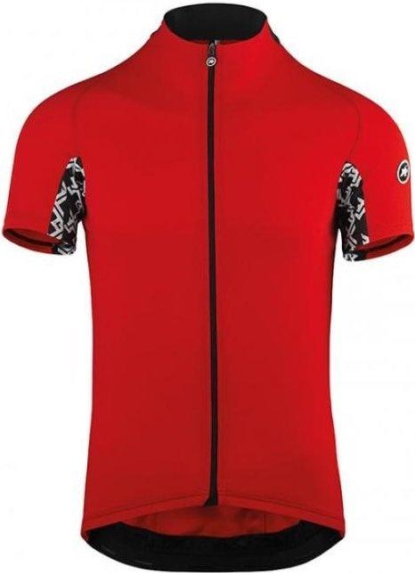 Assos Cykeltrøje Mille Gt Short Sleeve Jersey, Rød