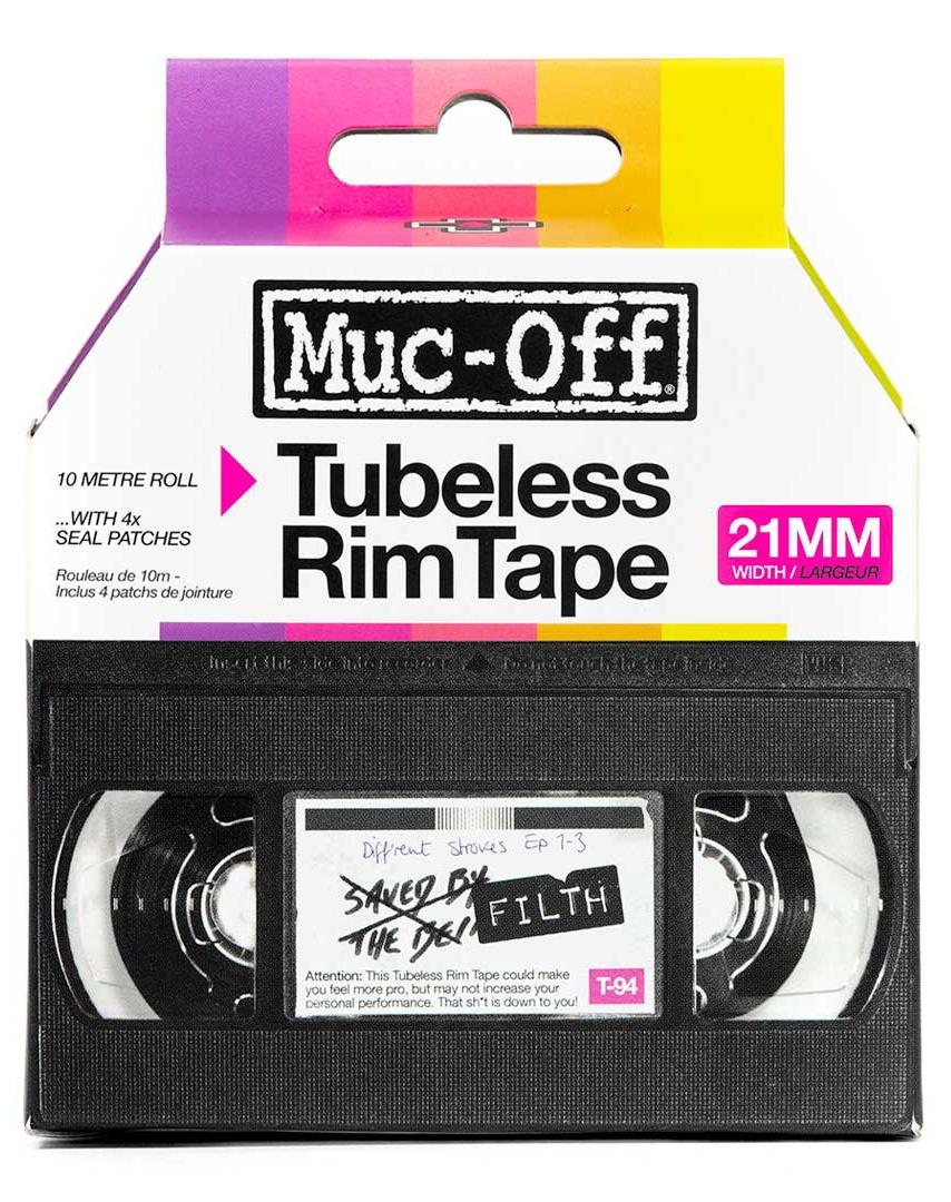 Muc-Off Rim Tubeless Tape 21 mm - 10 meter