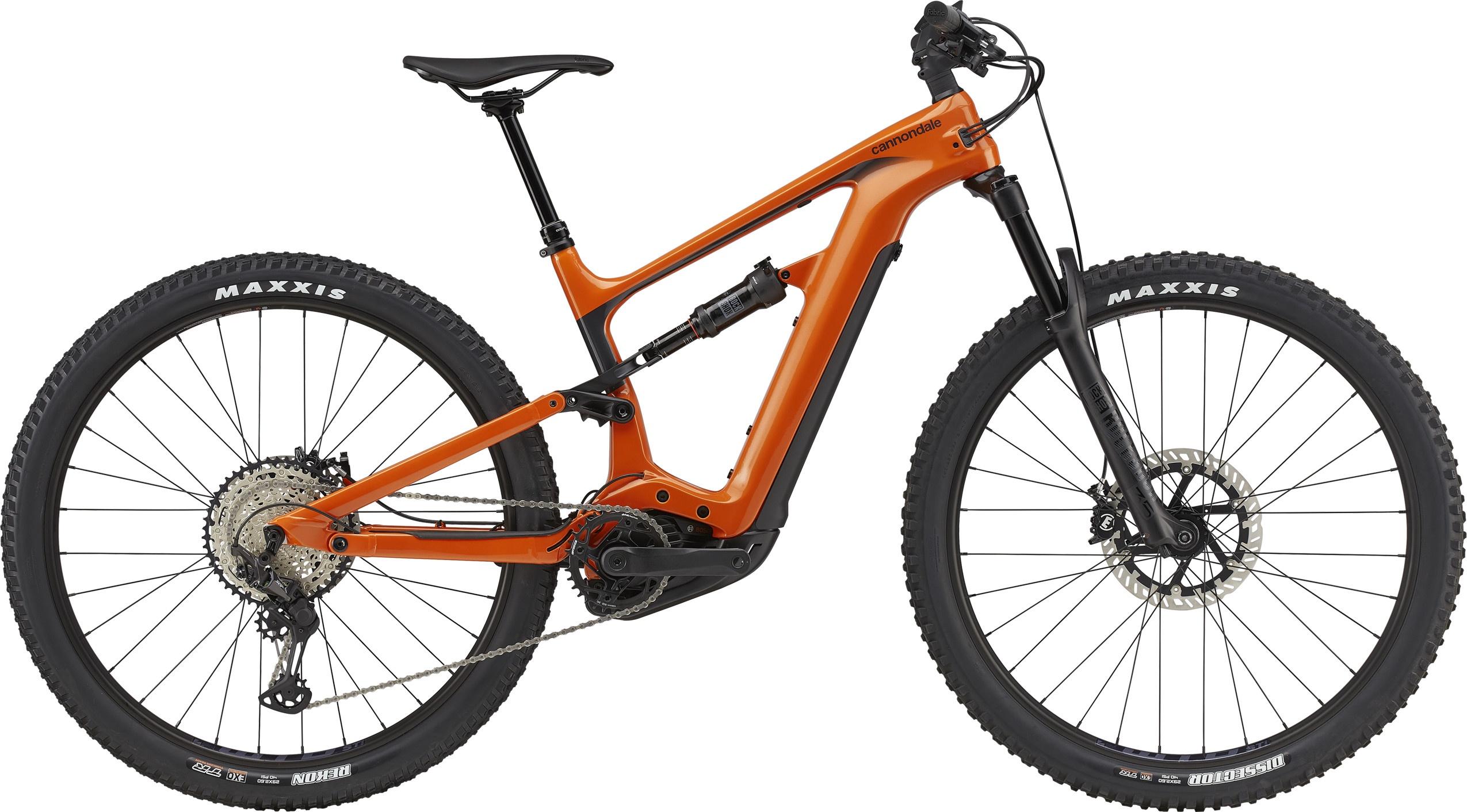 Cannondale 29 Habit Neo 2 2021 - Orange