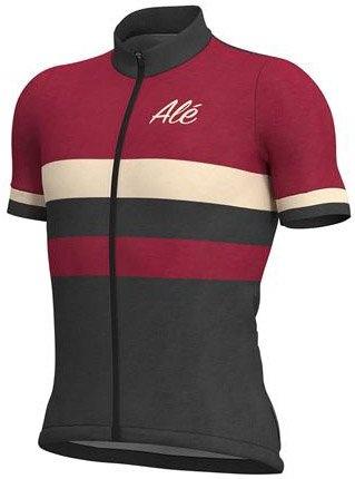 Alé Jersey Classic Vintage - Rød